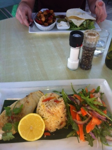 Lunch at Lure