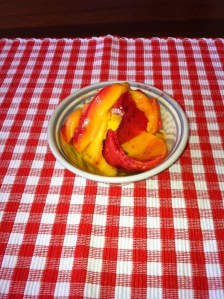 Mango & Raspberry