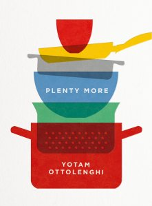 Yotam Ottolengi's latest book - Plenty More.