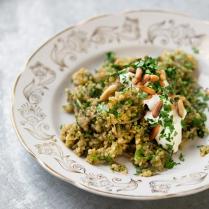 http://www.ottolenghi.co.uk/freekeh-pilaf-shop